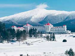 Mt Washington Hotel lodging